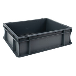 Barton Euro Container Grey 10L - 49776 - from Toolstation