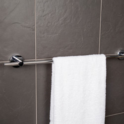 Croydex Pendle Flexi-Fix Towel Rail