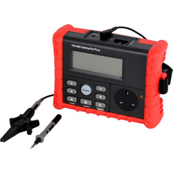 TIS TIS Portable Appliance Tester Safety Pat Plus - 49829 - from Toolstation