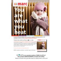Ximax Devon Round Tube Designer Radiator