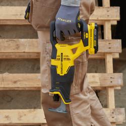 Stanley FatMax V20 18V Cordless Reciprocating Saw