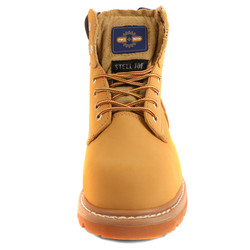 ProMan Nubuck Safety Boots
