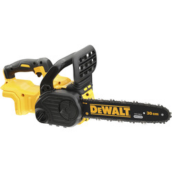 DeWalt DeWalt DCM565 18V XR Brushless Cordless 30cm Chainsaw Body Only - 50017 - from Toolstation