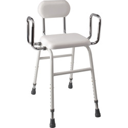 Croydex Croydex Modular Shower Stool  - 50054 - from Toolstation