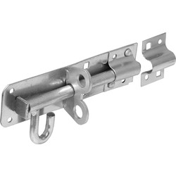 Medium Duty Brenton Bolt 200mm - 50072 - from Toolstation