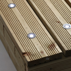 LED 30mm Deck Light Kit IP67