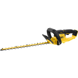 DeWalt DeWalt DCMHT563 18V XR 55cm Cordless Hedge Trimmer Body Only - 50177 - from Toolstation