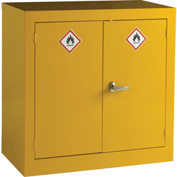 Barton Hazardous Substance Cabinet 915 x 915 x 457mm - 50212 - from Toolstation