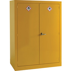 Barton Hazardous Substance Cabinet 1524 x 915 x 457mm - 50219 - from Toolstation