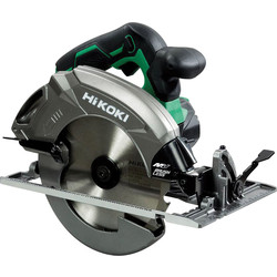 Hikoki Hikoki C3607DA 185mm 36V MultiVolt Brushless Circular Saw 2 x 2.5Ah Multivolt - 50220 - from Toolstation