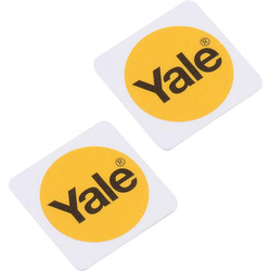 Yale Smart Lock Phone Tag White