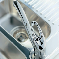 Como Mono Mixer Kitchen Tap
