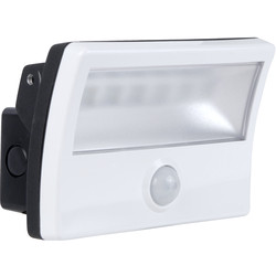 Green Lighting 28W PIR LED Floodlight IP65 White 2300lm - 50421 - from Toolstation