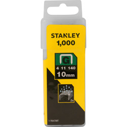 Stanley Stanley Heavy Duty Staples 10mm - 50557 - from Toolstation