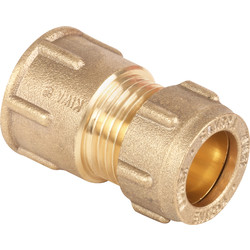 "Conex Banninger Conex 303 Compression Female Connector 15mm x 1/2"" - 50625 - from Toolstation"