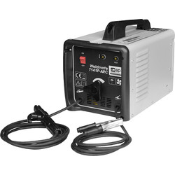 Sip SIP 05741 Weldmate T141P-Arc Welder 230V - 50765 - from Toolstation