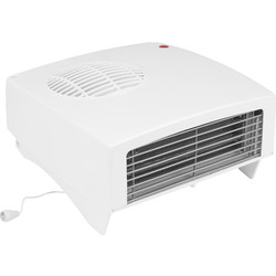 Eterna 2kW Downflow Heater White - 50770 - from Toolstation