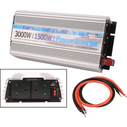 Streetwize Streetwize Power Inverter 1500W - 50909 - from Toolstation
