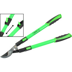 Draper Green Easy Find Bypass Lopping Shears  - 50915 - from Toolstation