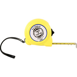Tried and Tested Trade Tape Measure 10m - 50951 - from Toolstation