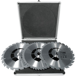 Toolpak Toolpak TCT Circular Saw Blades 250 x 30mm - 51017 - from Toolstation