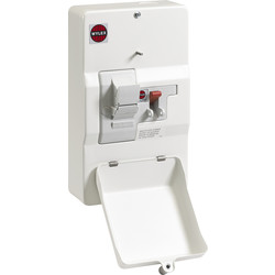 Wylex Domestic Switch Fuse 80A