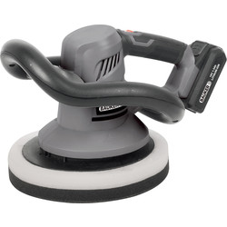 Bauker Bauker 18V Li-ion Buffer Polisher 1 x 1.5Ah - 51176 - from Toolstation
