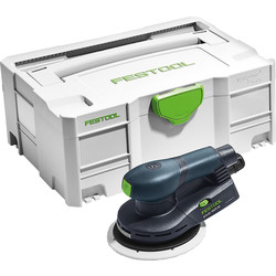 Festool Festool ETS EC150/5 EQ-Plus Eccentric Sander 240V - 51223 - from Toolstation