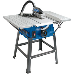 Scheppach Scheppach HS100S 2000W 250mm Table Saw & Stand 240V - 51269 - from Toolstation