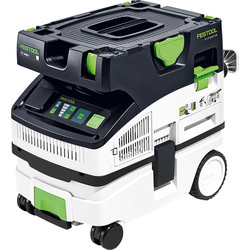 Festool Festool CTL MINI I Mobile Dust Extractor 110V - 51454 - from Toolstation