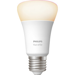 Philips Hue Philips Hue White Bluetooth Lamp E27/ES - 51649 - from Toolstation