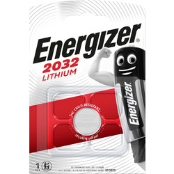 Energizer Energizer Lithium CR2032 FSB1# 2032 - 51661 - from Toolstation
