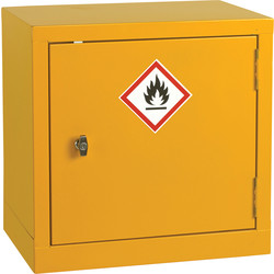 Barton Hazardous Substance Cabinet 457 x 457 x 305mm - 51693 - from Toolstation