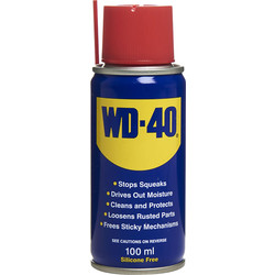 WD-40 WD-40 100ml - 51747 - from Toolstation