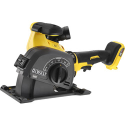 DeWalt DeWalt DCG200 54V XR Li-Ion FlexVolt Wall Chaser Body Only - 51842 - from Toolstation