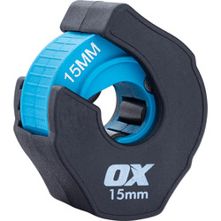 OX OX Pro Ratchet Copper Pipe Cutter 15mm - 51934 - from Toolstation
