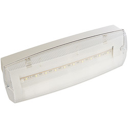 Fern Howard Fern Howard Exodus IP65 Emergency LED Bulkhead 4W 180lm - 52151 - from Toolstation