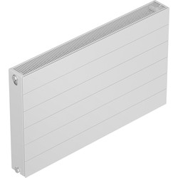 Tesni Lina Design Type 22 Double-Panel Double Convector Radiator 600 x 600mm 3560Btu White