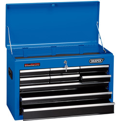 "Draper Draper 9 Drawer Tool Chest 26"" - 52191 - from Toolstation"