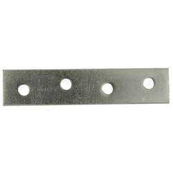 BPC Fixings Mending Plate 100mm - 52354 - from Toolstation