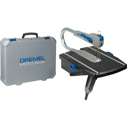 Dremel Dremel Motosaw Scroll/Fret Saw 230V - 52383 - from Toolstation