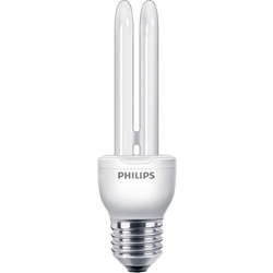 Philips Philips Energy Saving CFL Stick Lamp 8W ES (E27) 460lm - 52505 - from Toolstation
