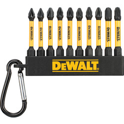 DeWalt DeWalt Impact Screwdriver Keyring 57mm - 52541 - from Toolstation