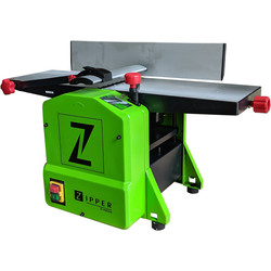 Zipper Zipper HB204 1250W 204mm Planer Thicknesser 230V - 52553 - from Toolstation