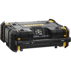 DeWalt DeWalt DWST1-81079-GB 18V XR DAB/FM/AM TSTAK Radio 240V - 52887 - from Toolstation