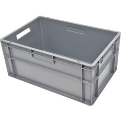 Barton Euro Container Grey 52L - 52981 - from Toolstation