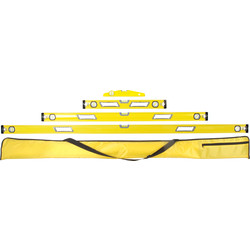 Tried and Tested Spirit Level Set  - 53002 - from Toolstation
