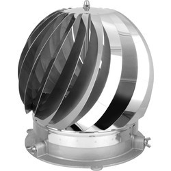 Rotorvent Spinning Cowl 80 - 250mm - 53077 - from Toolstation
