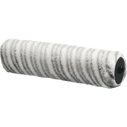 "Rota Professional Rota Professional Silver Stripe Roller Sleeve 12"" Short Pile - 53111 - from Toolstation"