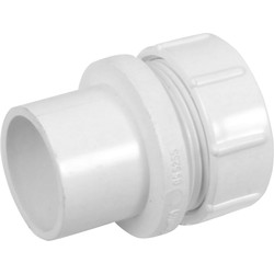 Aquaflow Solvent Weld Access Plug 40mm White - 53232 - from Toolstation